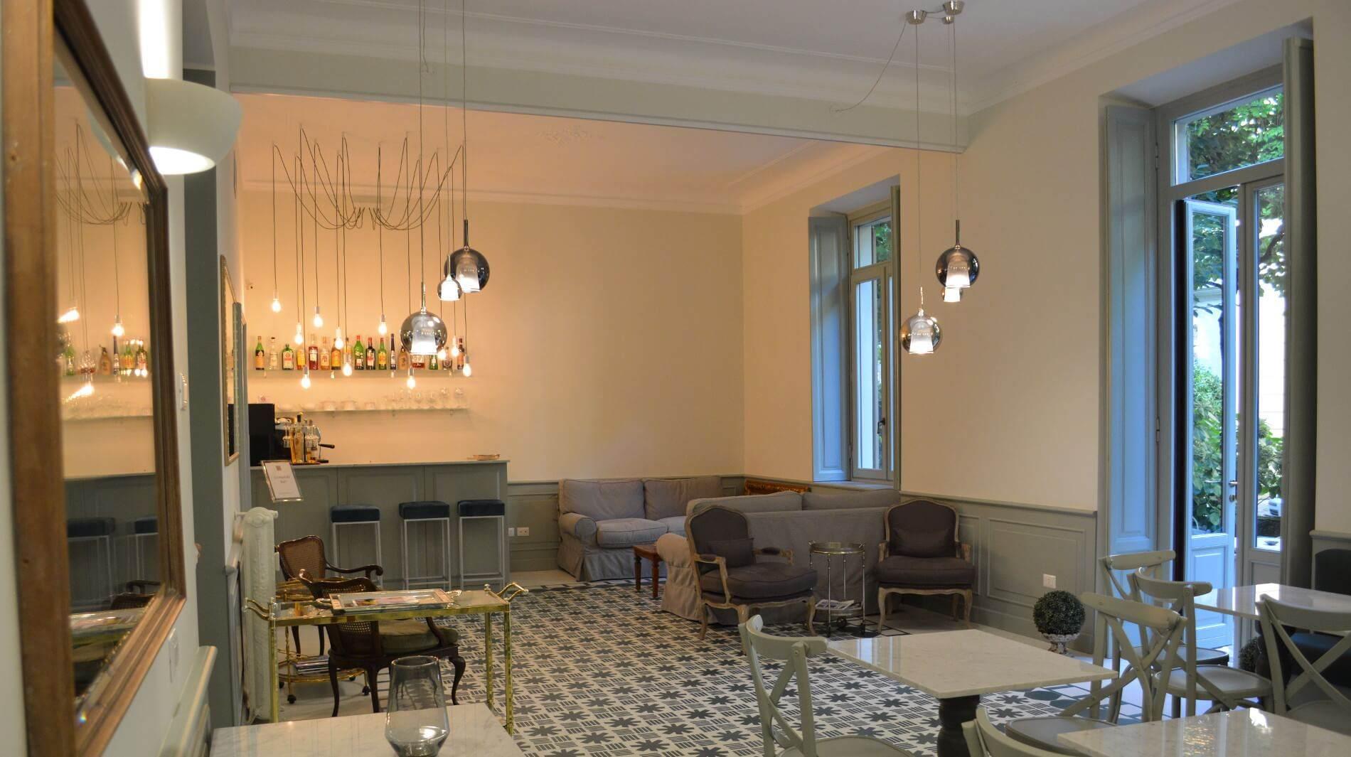 Antica Locanda Leonardo Milan Hotel En El Centro De Mil N # Muebles Boutique Srl